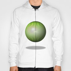 Green Star Globe Hoody