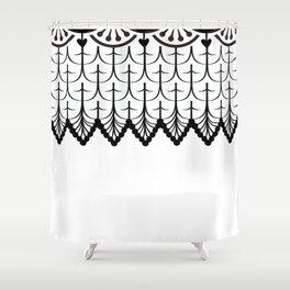 GRANDMOTHER'S CROCHET #2 Shower Curtain