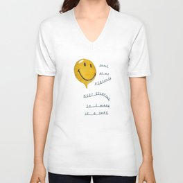 feelings Unisex V-Neck