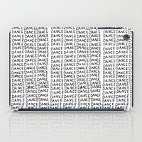 dance iPad Cases featuring Dance  by Geryes