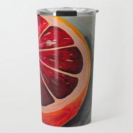 grapefruit Travel Mug