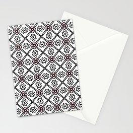 1357 pattern Stationery Cards