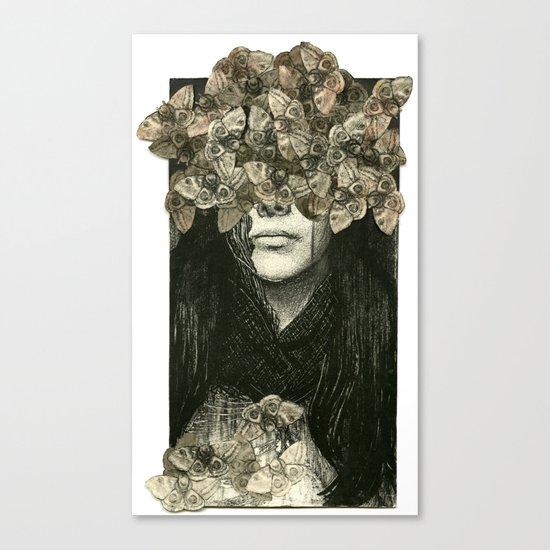 Head Case Canvas Print