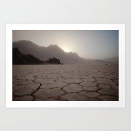 Death Valley... Art Print