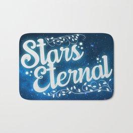 Stars Eternal Bath Mat