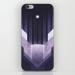 Dione - The Ice Cliffs iPhone Skin