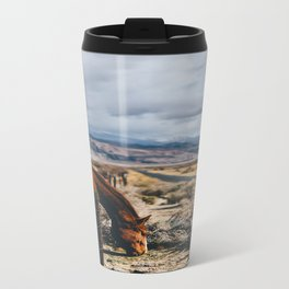 type-fast (kerouac had a first name) Travel Mug