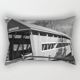East and West Paden Twin Bridge Rectangular Pillow