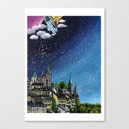 Craving Colour 3 Canvas Print