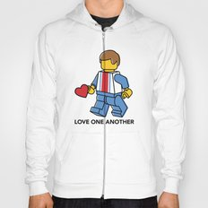 Love One Another Hoody