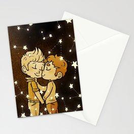 Love Golden Stationery Cards