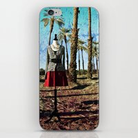 hollywood iPhone & iPod Skins featuring Hollywood by Loveurstyle