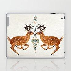 deer love Laptop & iPad Skin