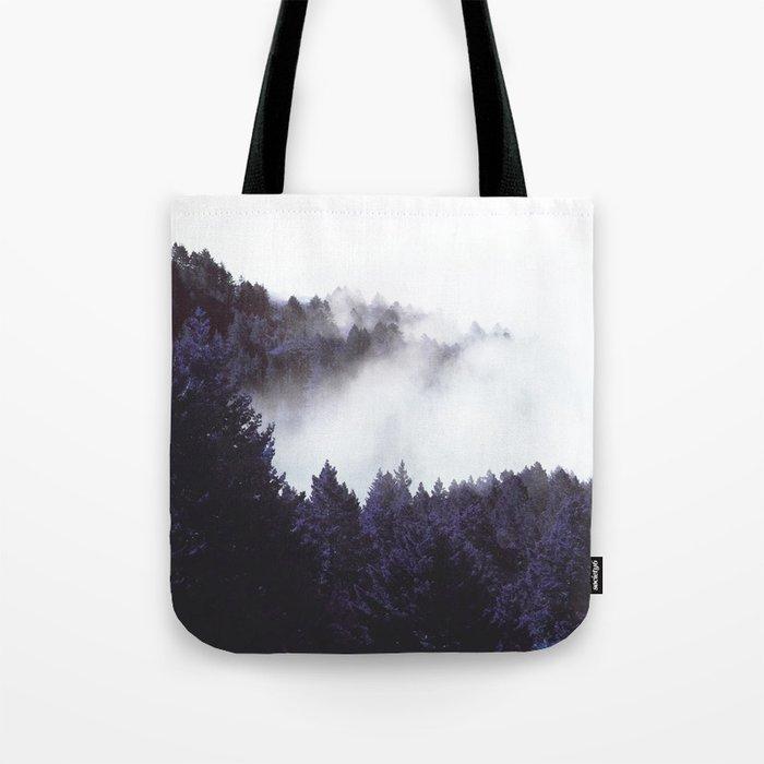 Mystery Fog #society6 #decor #buyart Tote Bag