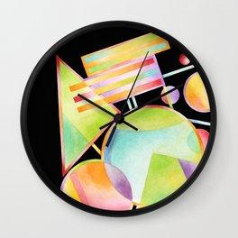 Celebration Motif Wall Clock