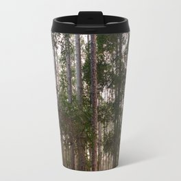 Walking Through the Tall Trees Travel Mug