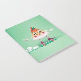 Pizza Buddy Notebook