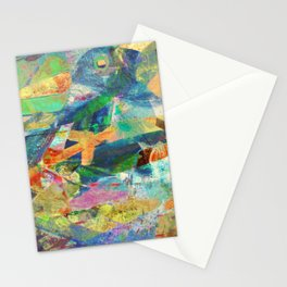 Tuna Fishing Stationery Cards