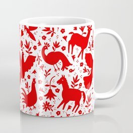 Otomi in red Coffee Mug