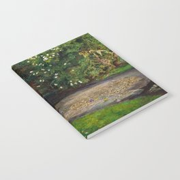 Ophelia from Hamlet Oil Painting by Sir John Everett Millais Notebook