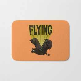 Flying Bath Mat