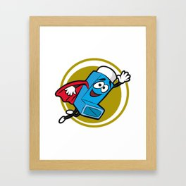 YOU TAKE MY BREATH AWAY Asthma Inhalor Gift Kids Framed Art Print