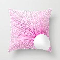 Line Throw Pillow