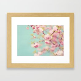 Spring is Bustin' Out All Over Framed Art Print
