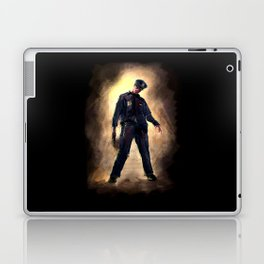 Zombie Cop Laptop & iPad Skin