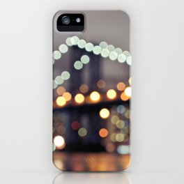 GOTHAM iPhone Case