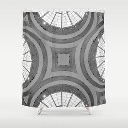 New York Guggenheim Shower Curtain