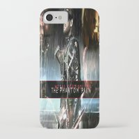 metal gear solid iPhone & iPod Cases featuring metal gear solid V  , metal gear solid V  games, metal gear solid V  blanket, by Eirarose