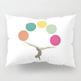 Gymnastics II Pillow Sham