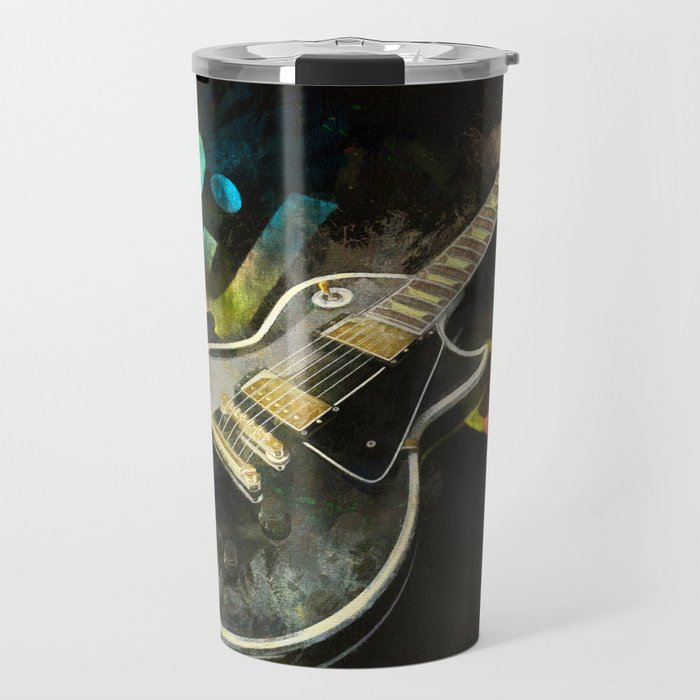 Come on Feel the Noise (Gibson Lp) Travel Mug