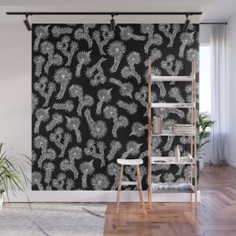 Joshua Tree Pattern by CREYES Wall Mural