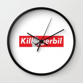 Gerpreme Wall Clock
