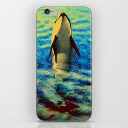 Dolphin iPhone Skin