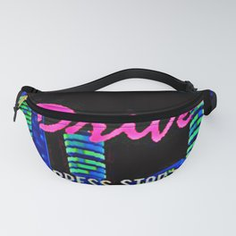 Nightcall Drive Fanny Pack