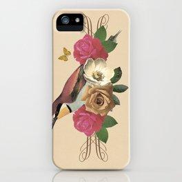Song Bird 2 iPhone Case