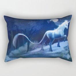 The Last Unicorn Rectangular Pillow