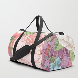Beautiful meadow Duffle Bag