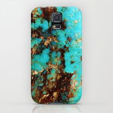Turquoise I Galaxy S5 Slim Case