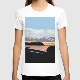 Lakota Beach  T-shirt