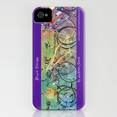 Bicycle Therapy Slim Case iPhone (4, 4s)