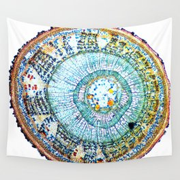 Lime Tree Wall Tapestry