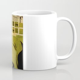 """everywhere"" Coffee Mug"