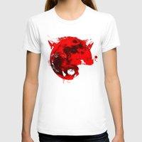 werewolf T-shirts featuring Werewolf by Badamg