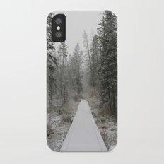 Silverthorne, CO iPhone X Slim Case