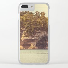 These Days Clear iPhone Case