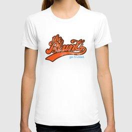 The Blunts Classic Orange T-shirt